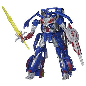 Transformers 4 Age of Extinction Leader Optimus Prime Amazones