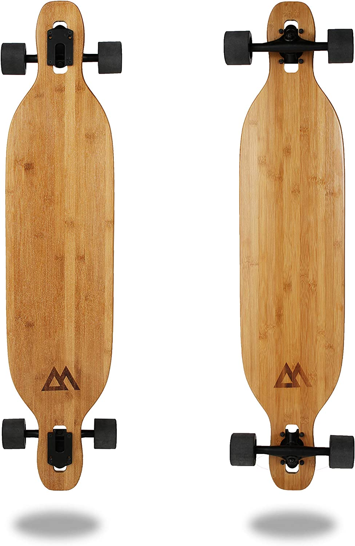 Magneto Bamboo Longboard