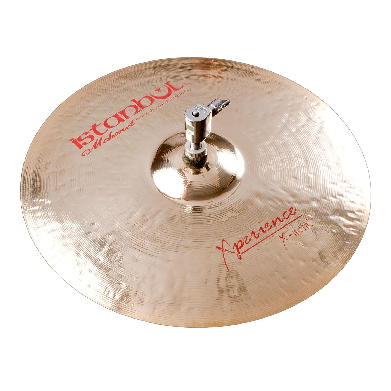 Istanbul Mehmet Cymbals Mehmet X-Perience Series Cymbals X-Metal Heavy Hi-Hat Cymbals X-Perience XXM-HHH (15