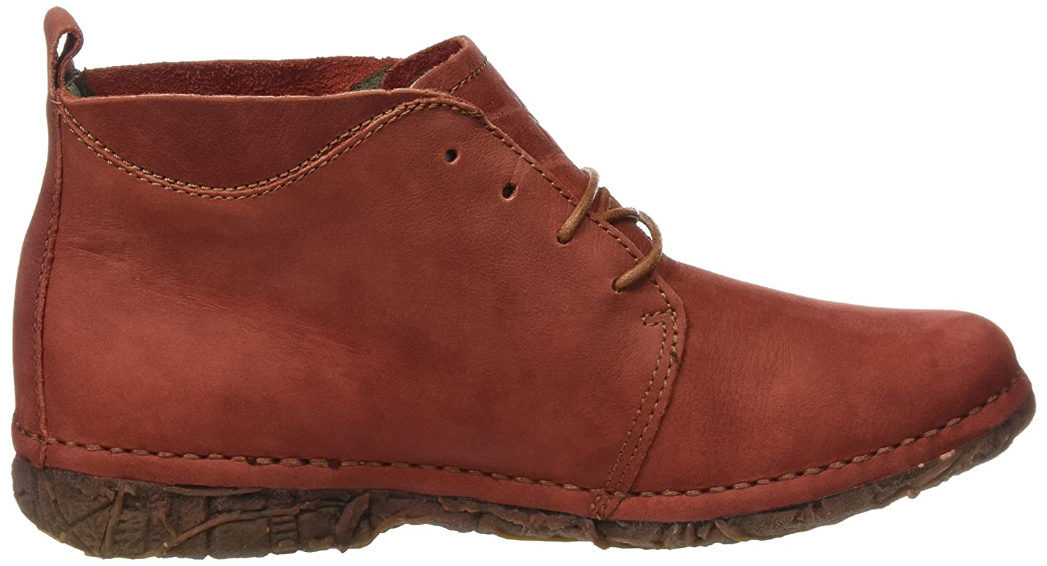 N974 Pleasant Brown/Angkor, Bottes Chukka Femme, Marron (Brown), 36 EUEl Naturalista