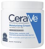 Amazon Price History for:CeraVe Moisturizing Cream 19 oz Daily Face and Body Moisturizer for Dry Skin
