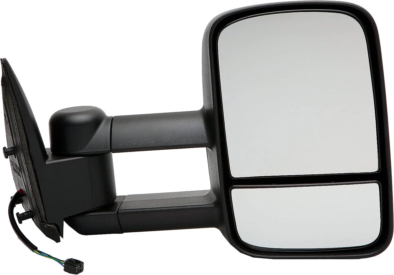 Dorman 955-1802 Cadillac//Chevrolet//GMC Passenger Side Power Heated Fold-Away Side View Mirror
