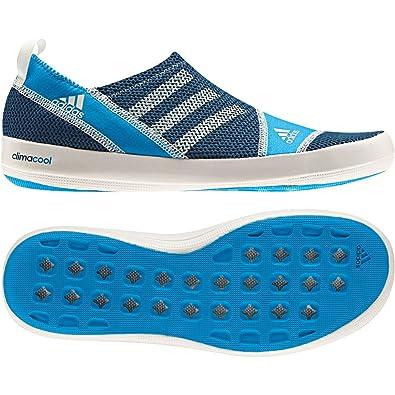 adidas q34323 uomini climacool barca sl tribù blu / gesso / solar blue