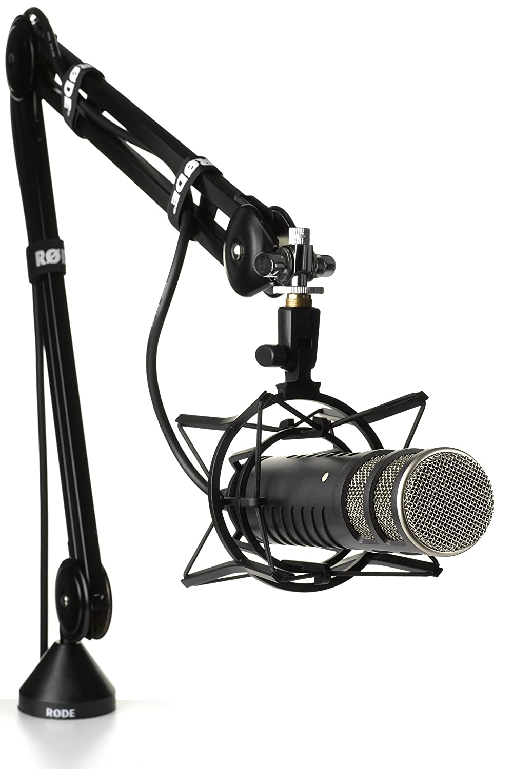 RODE PSA Swivel Mount Studio Microphone Boom Arm Amazonca - Desk boom mic stand