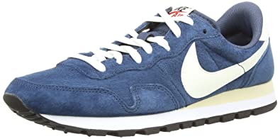 new product 1b28a e40ee Nike Air Pegasus 83 PGS Leather, Herren Outdoor Fitnessschuhe, Blau  (Squadron Blue