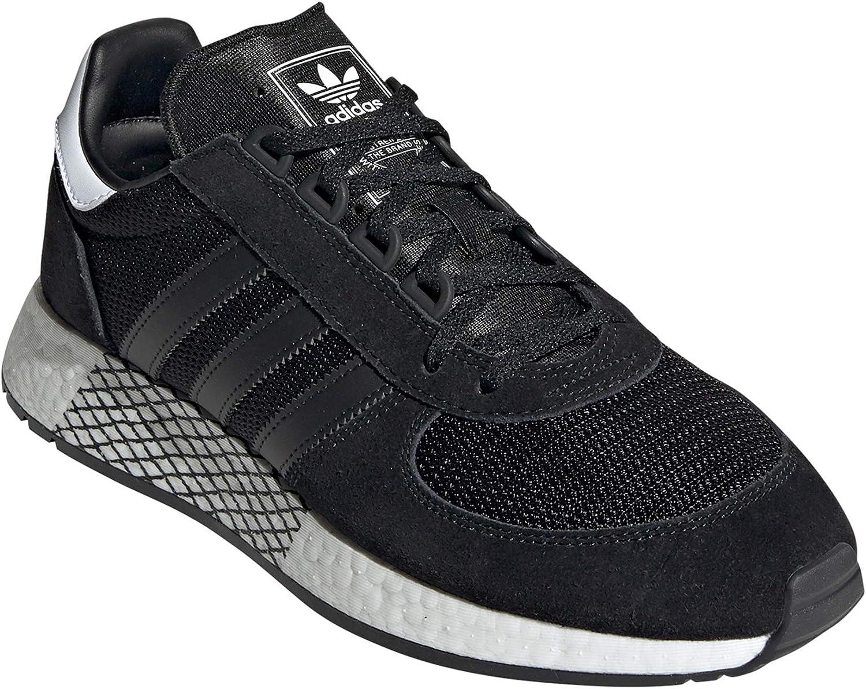 Adidas Marathon Tech, Scarpe da Fitness Uomo.4g Core Black 4g Cloud White