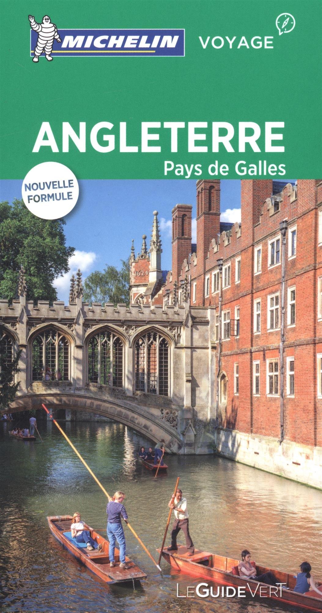 GUIDE VERT - ANGLETERRE, PAYS DE GALLES