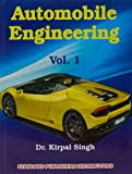 Automobile Engineering Vol-1 PB