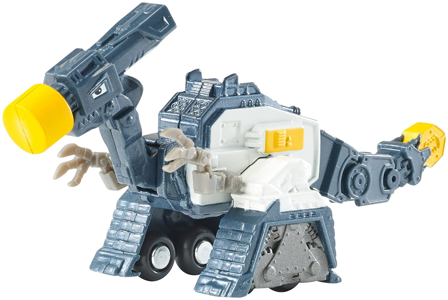 Mattel Dinotrux Die-Cast Poundersaurus Vehicle DTV67