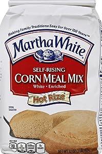 Martha White Self-Rising Corn Meal Mix, 32 oz