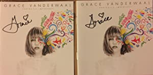 Grace VanderWaal - Perfectly Imperfect [EP] CD with Autographed Booklet [America's Got Talent]