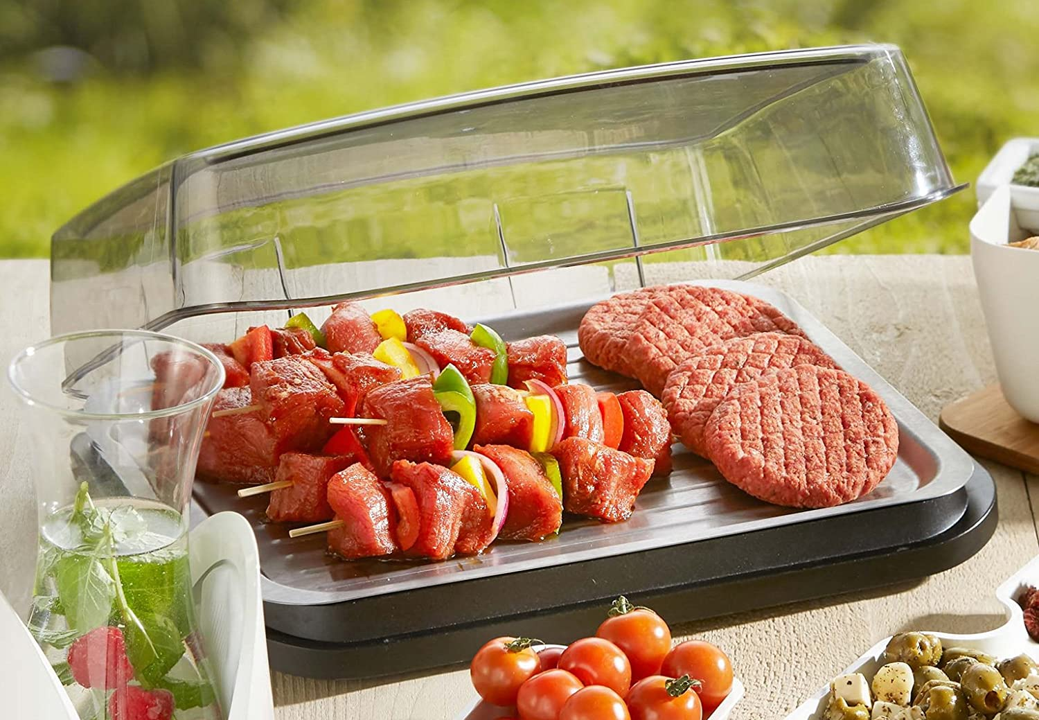 Cool Plate 3548360 BBQ Cooling Plate Misc Tools_Gadgets_Barware