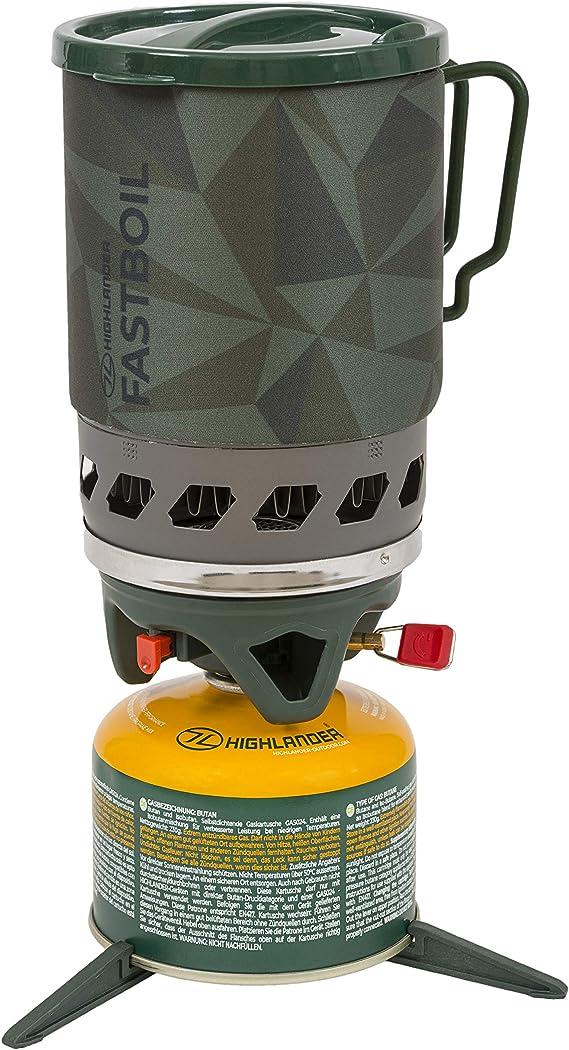 HIGHLANDER Estufa de Camping Blade Fastboil Mk3 by ...