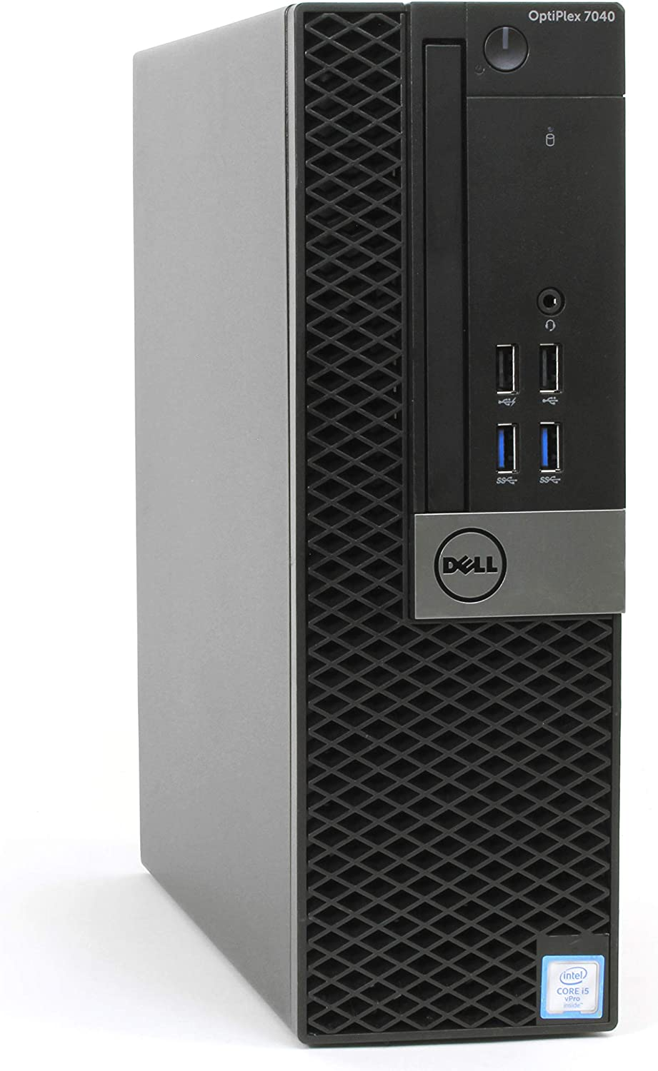 Dell Optiplex 7040 Small Form Desktop, Intel Quad Core i5 6500 3.2Ghz, 64GB DDR4, 1TB Hard Drive, HDMI, Windows 10 (Renewed)