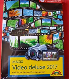 magix video deluxe 2017 das buch zur software die besten tipps und tricks f r alle versionen. Black Bedroom Furniture Sets. Home Design Ideas