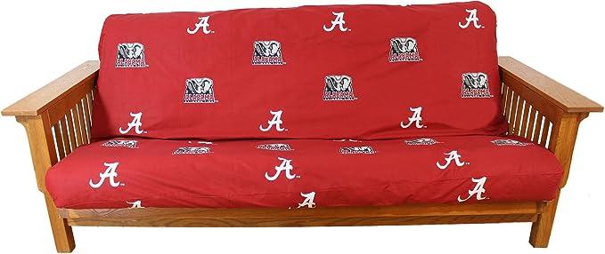 College Covers NCAA Alabama Tide Futon Cover, Full (54
