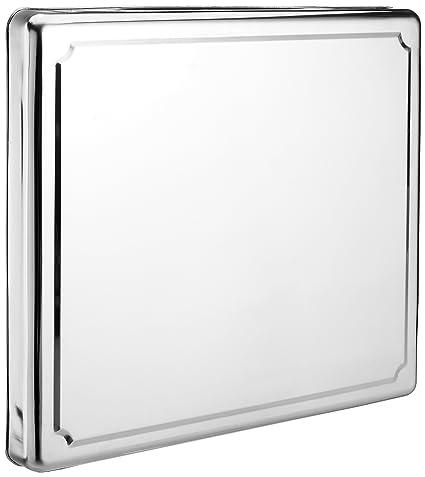 Jocca 6414 - Copri piano cottura in acciaio INOX, colore: argento ...