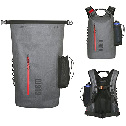 de445a12ea Travel Waterproof Backpack Dry Bag - 35L Roll-top Recreation Dry Backpack  Outdoor Sports Backpack