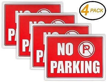 Amazon.com: ram-pro sin señal de estacionar – 9