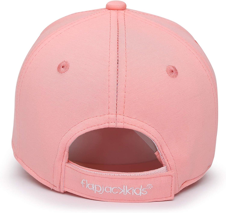 Mermaid 4-6Yrs Pink Kids Ball Cap Large
