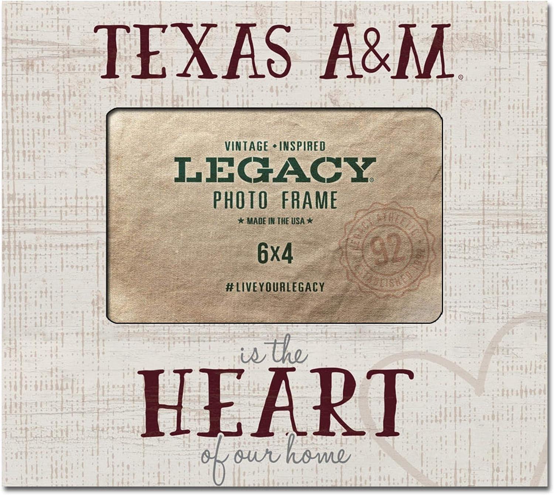 Legacy NCAA Fan Shop 4 x 6 Picture Frame Upper 8x9