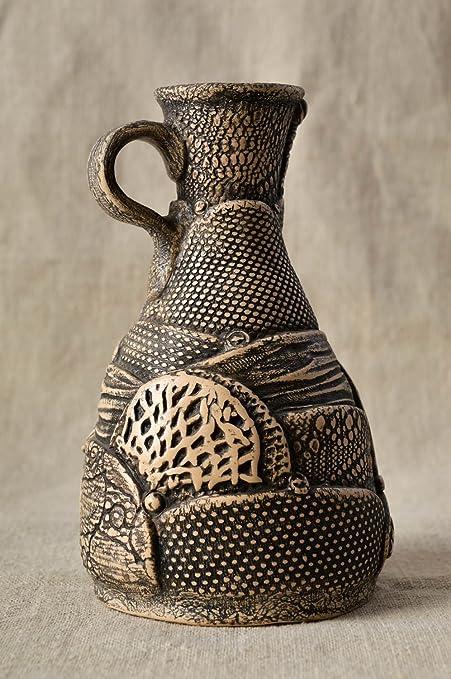 Amazon Handmade Home Decor Ceramic Vase Pottery Crafts Table