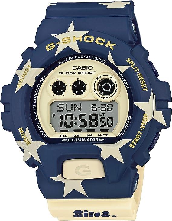 [カシオ] 腕時計 ジーショック ALIFEタイアップモデル GD-X6900AL-2JR マルチ