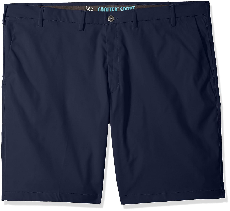 LEE Men's Big-Tall Performance Series Cooltex Sport Short 43841