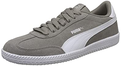 quality design d1245 9cf27 Puma Astro Cup, Sneakers Basses Mixte Adulte, Gris (Elephant Skin White 09)