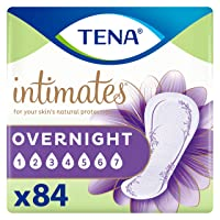 TENA Intimates Overnight Absorbency Incontinence/Bladder Control Pad with Lie Down...