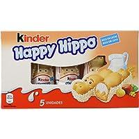 Kinder - Happy Hippo - Barritas de Chocolate