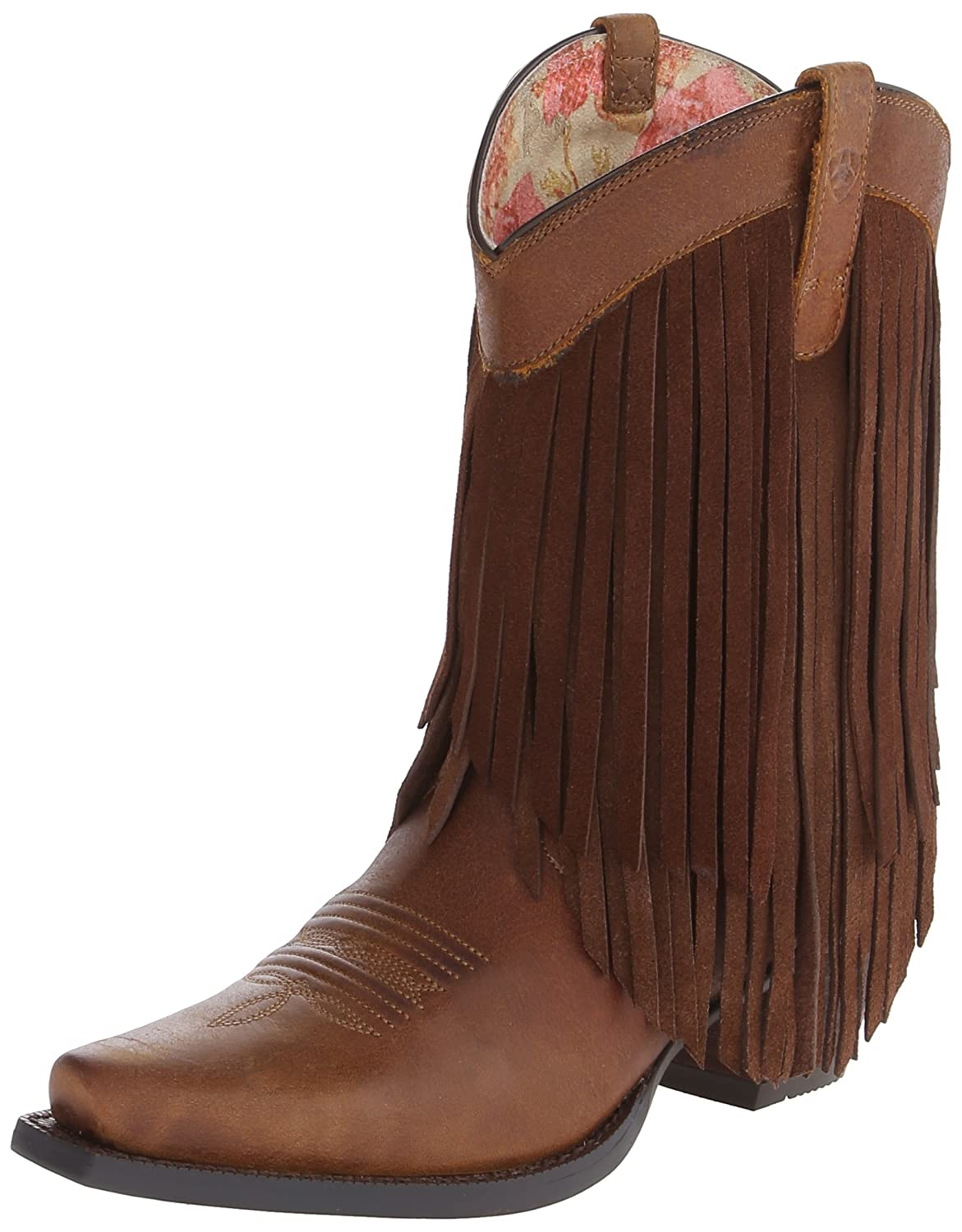 barn ariat cowboy comfortable s womens comforter western quickdraw lt women boots most boot hi brown res