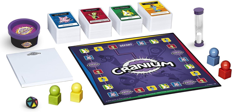 Hasbro - C19391010 - Juegos de Sociedad - «Cranium»: Amazon.es: Juguetes y juegos