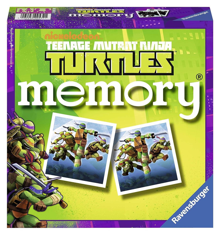 Tortugas Ninja - Memory (Ravensburger 22229 2)