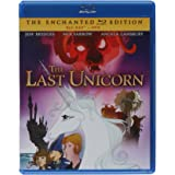 The Last Unicorn (The Enchanted Edition) [Bluray/DVD Combo] [Blu-ray]