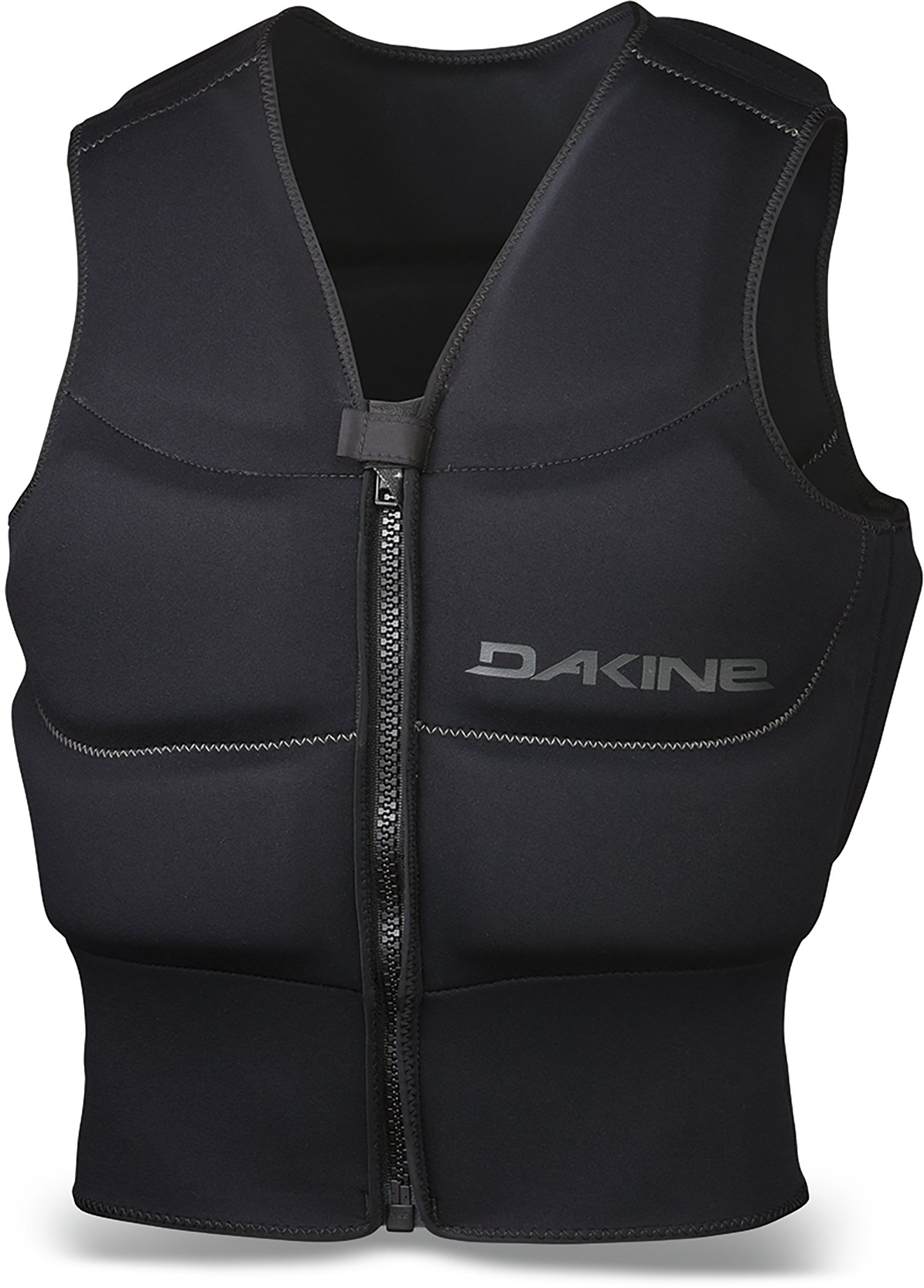 Dakine Unisex Surface Zip Sport Neoprene Vest S BLACK