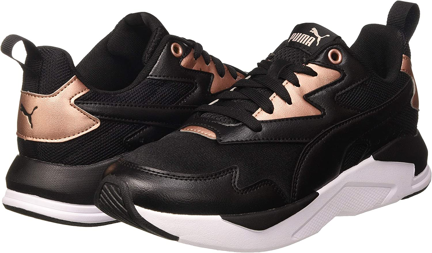 PUMA X Ray Lite Wmn's Metallic, Sneaker Donna: Amazon.it