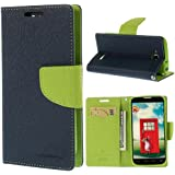 CHL Imported Mercury Fancy Wallet Dairy Flip Case Cover for Samsung I9300 Galaxy S III ( S3 Neo )
