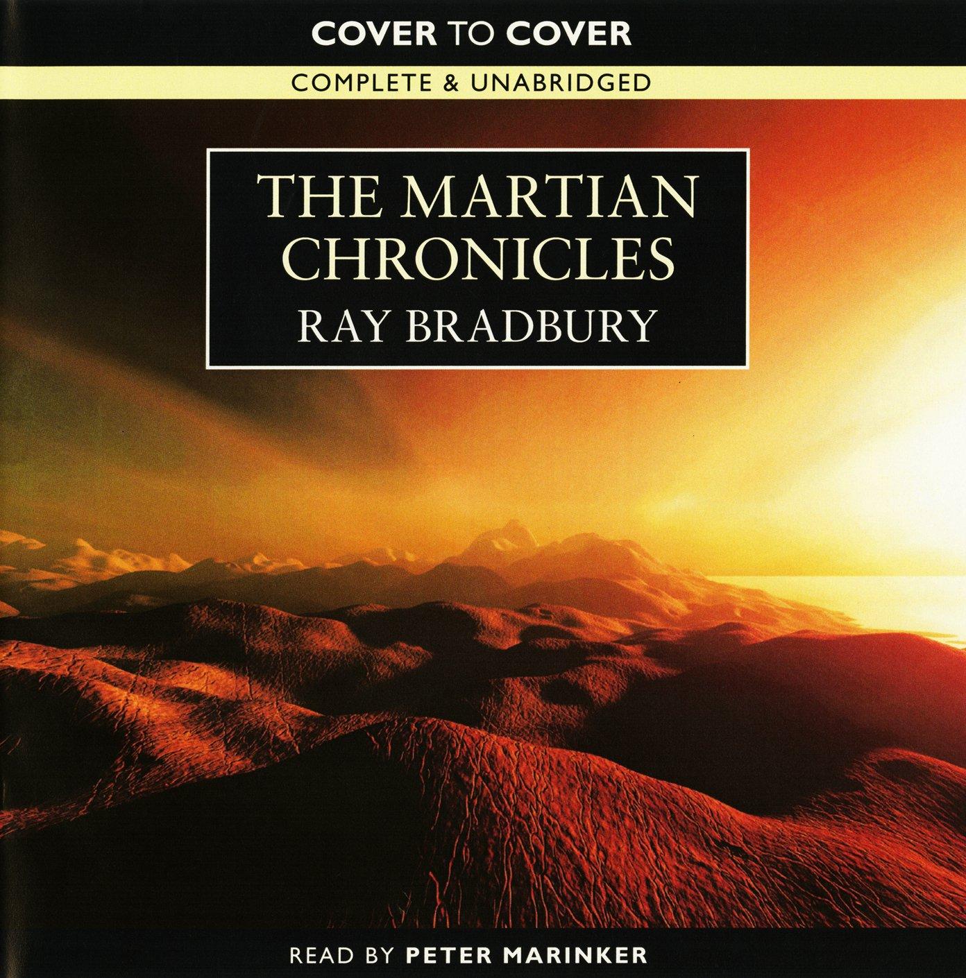 The Martian Chronicles [Complete & Unabridged Audiobook]: 9781408443385:  Amazon.com: Books