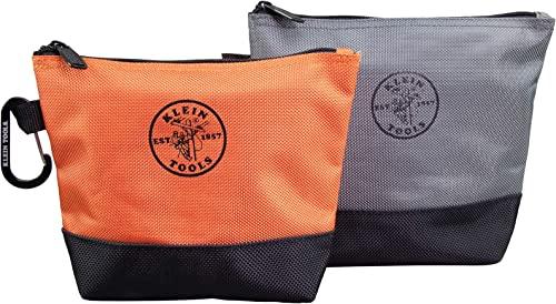 Stand-Up Zipper Bags, 2-Pack 3EA