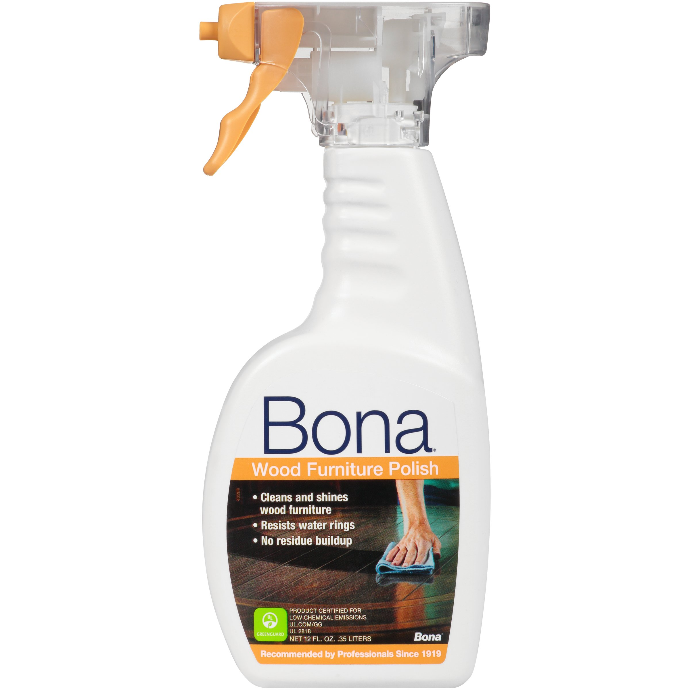 Bona Wood Furniture Polish, 12 Ounce