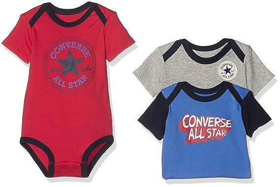 c409720b096 Converse Baby Boys  Clothing Set  Converse  Amazon.co.uk  Clothing
