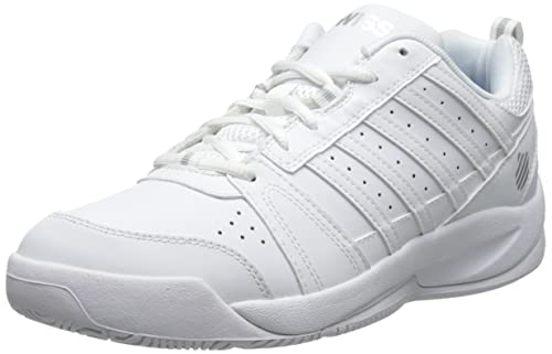 premium selection 1b0f3 d5adf K-Swiss Performance Ks Tfw Vendy II-White Silver-M, Women s