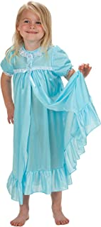 product image for Laura Dare Big Girls Short Sleeve Traditional Peignoir Set, (8-14)