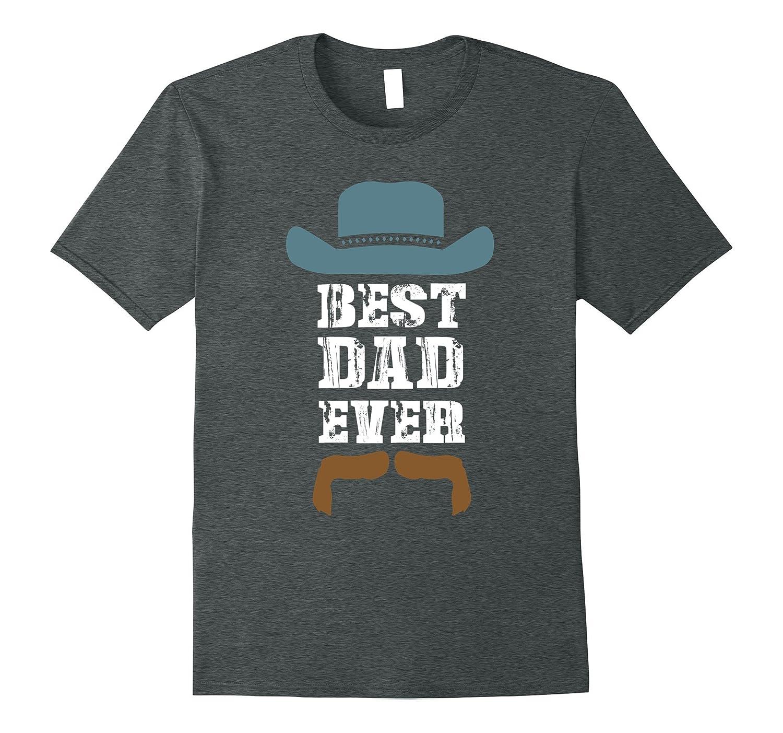 45bb6277 Best Dad Mustache Ever T-shirt – Hntee.com