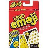 Mattel Games UNO Emojis Multicolor Basic Pack