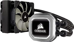 CORSAIR Hydro Series H75 AIO Liquid CPU Cooler, 120mm Radiator, Dual 120mm SP Series PWM Fans (Renewed)