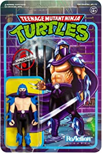 Reaction TMNT Shredder Action Figure Standard
