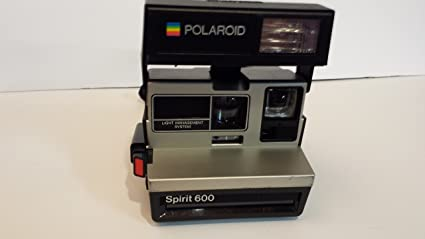 Amazon.com   Polaroid Spirit 600 Light Management System Camera ... 41d1f52641