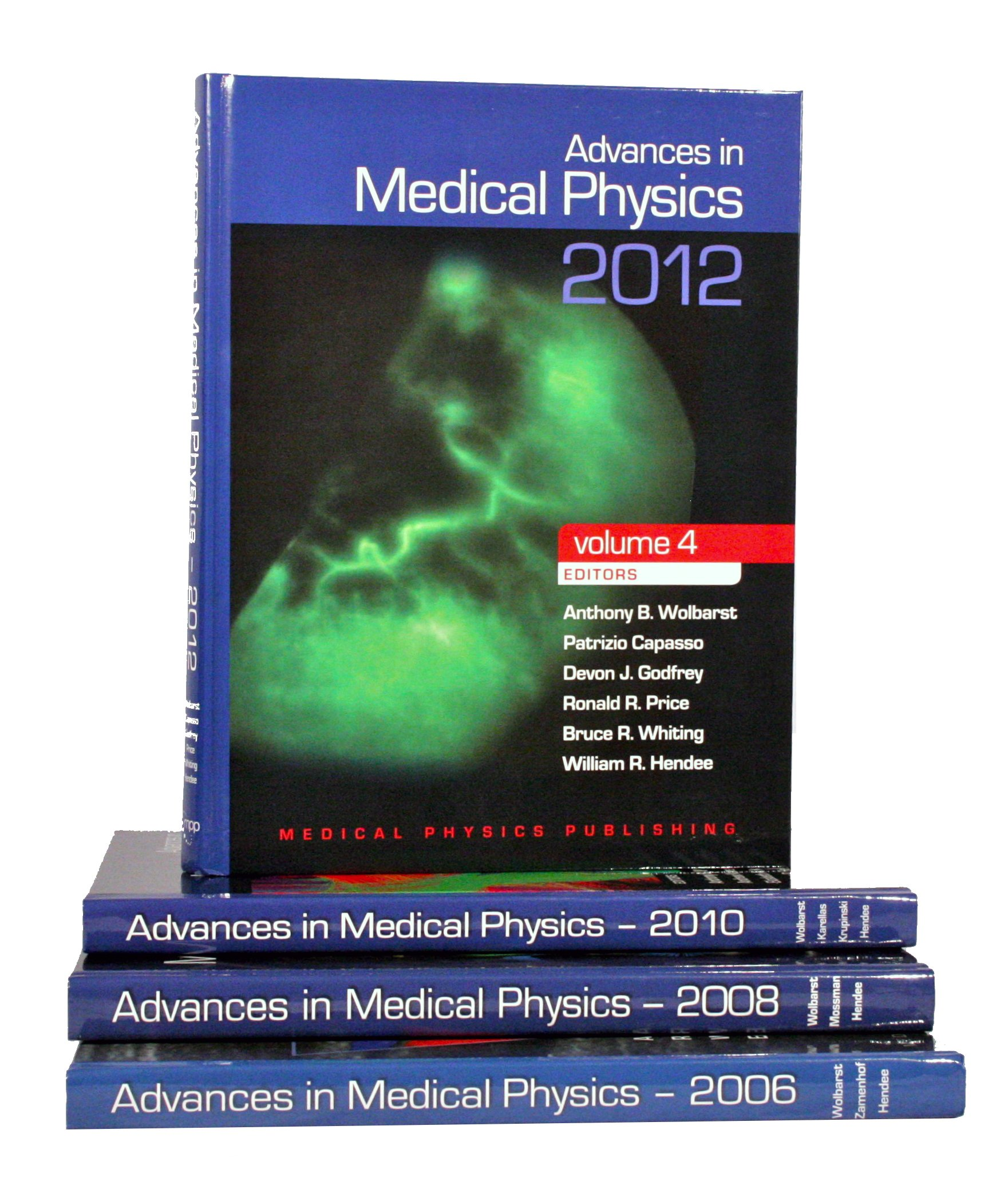 Advances in Medical Physics: Library Special (Volumes 1-4) PDF